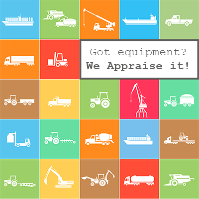heavy equipment appraisal