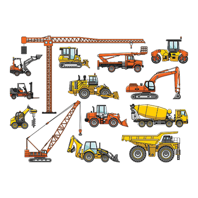construction equipment appraisal