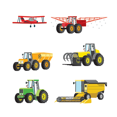 farming equipment appraisal