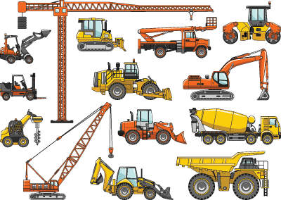 Construction equipment appraisal - call (844) VAL-UATE