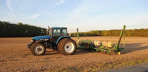 Row-crop tractor appraisal