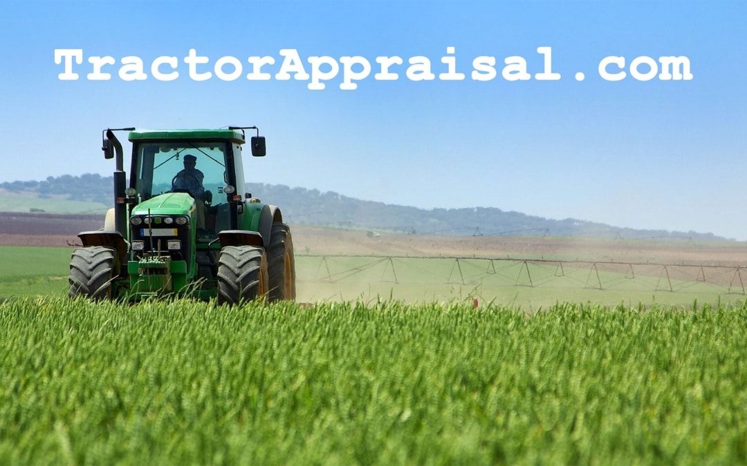 We Just Launched TractorAppraisal.com!