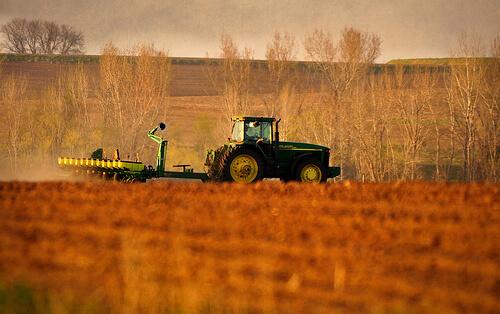 Farm tractor appraisal