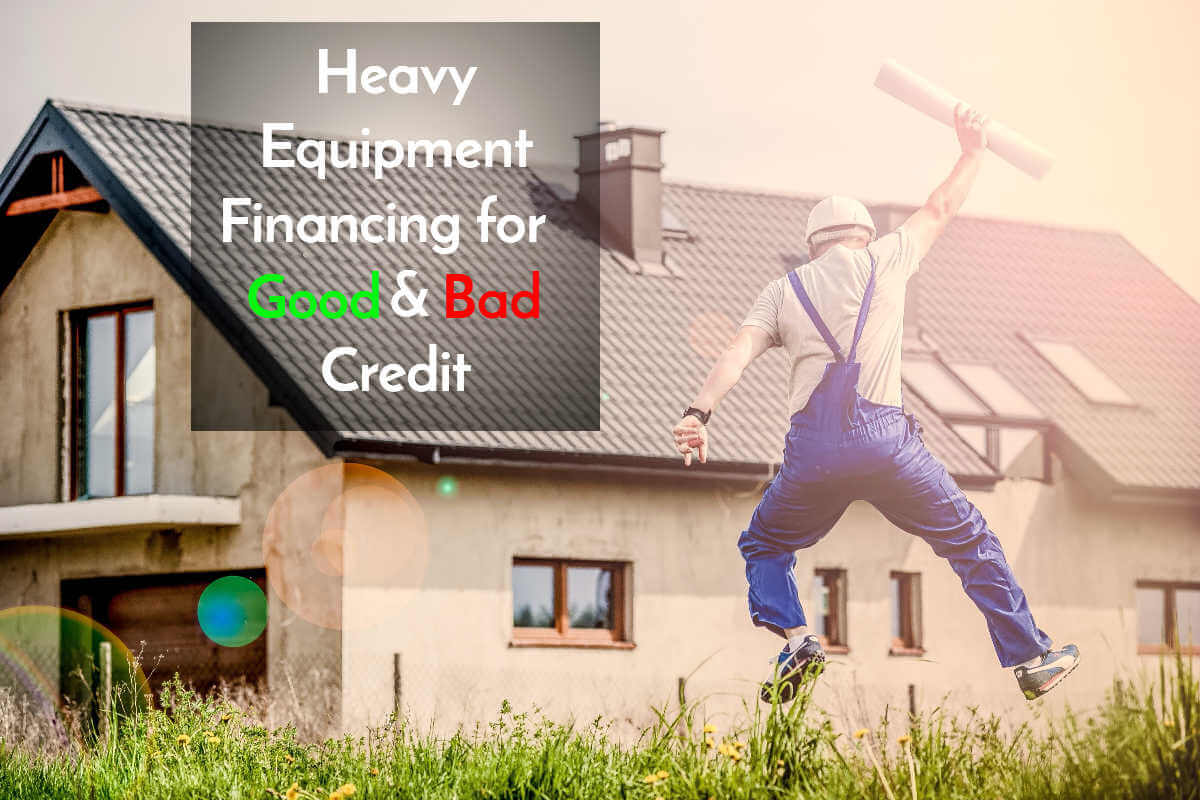 Best bad credit equipment financing